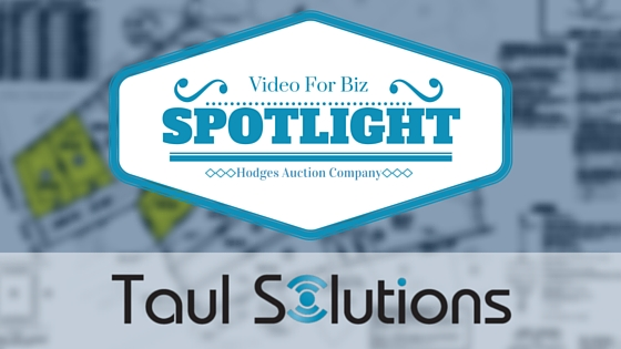 Video For Business Spotlight Hodges Auction Company