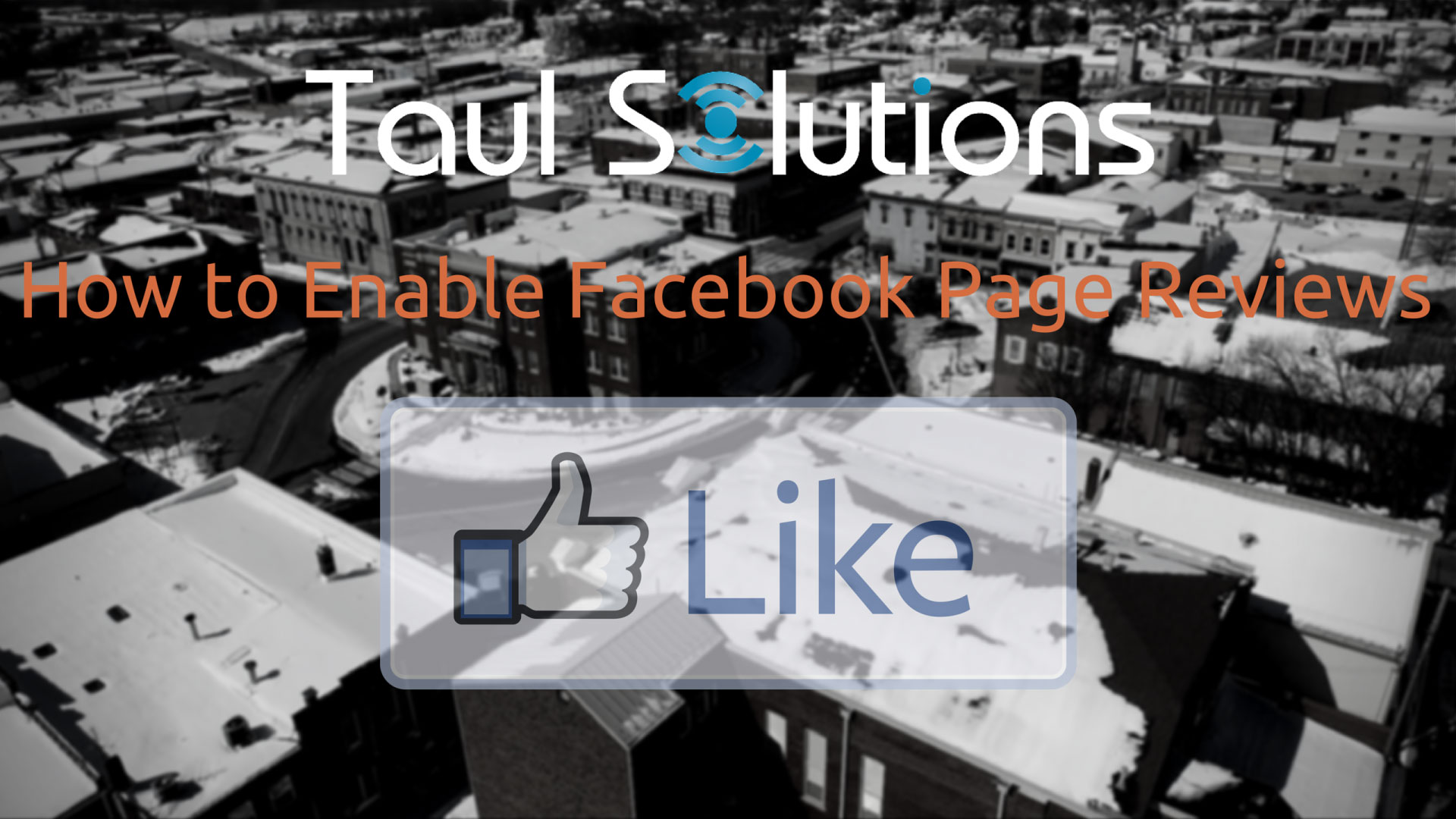 How To Enable Reviews Facebook Page