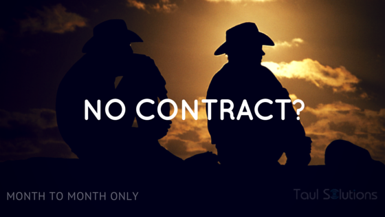 Ad Agency Contract Terms